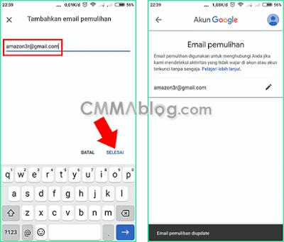 cara membuat email yang benar