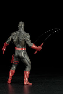 "ARTFX+ ""Defenders: Daredevil Black Suit"" - Kotobukiya"