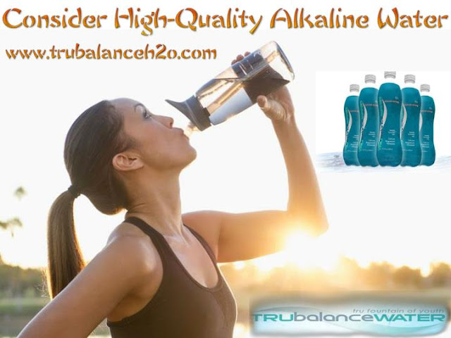 Looking for High Quality Alkaline Water
