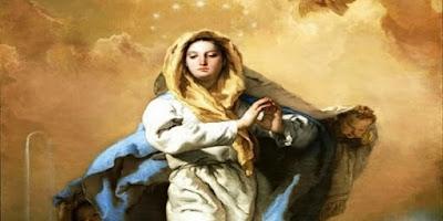 imagem da Imaculada Conceição de Nossa Senhora