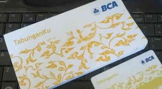 Produk simpanan BCA