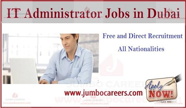 Office job vacancies in Dubai, Current vacancies in UAE,