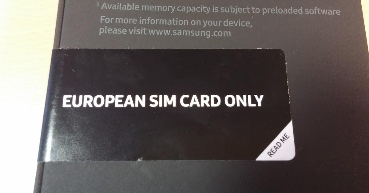 Samsung Galaxy S7 vem com bloqueio de região