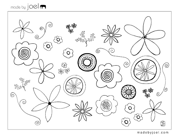 Best Images About Flower Coloring Sheets On Pinterest  Coloring Free Printable  Coloring Pages And Coloring Books