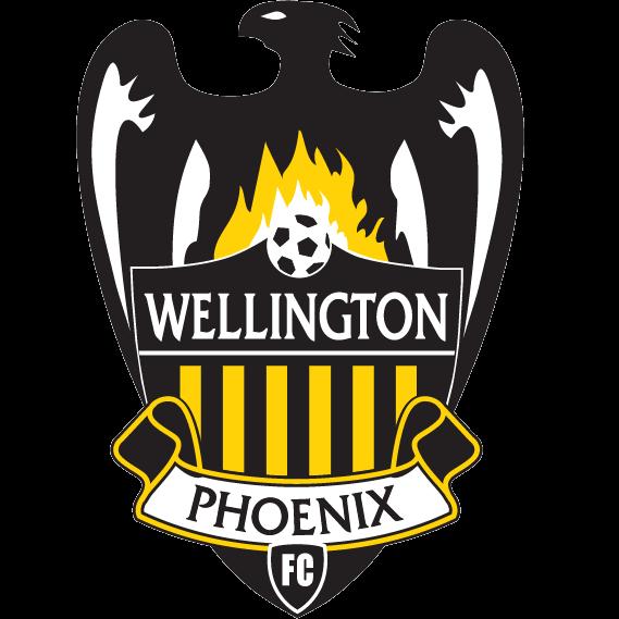Logo Klub Sepakbola Wellington Phoenix PNG