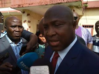 Guinée: Conakry, le nouveau Directeur Général de L'OGP installé dans ses fonctions2
