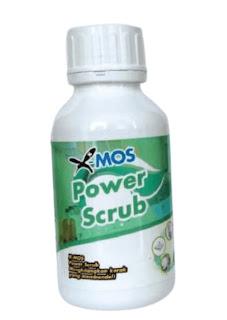 X-MOS   Power Scrub  Mulai dari Rp 80.000,00, isi 500 gram