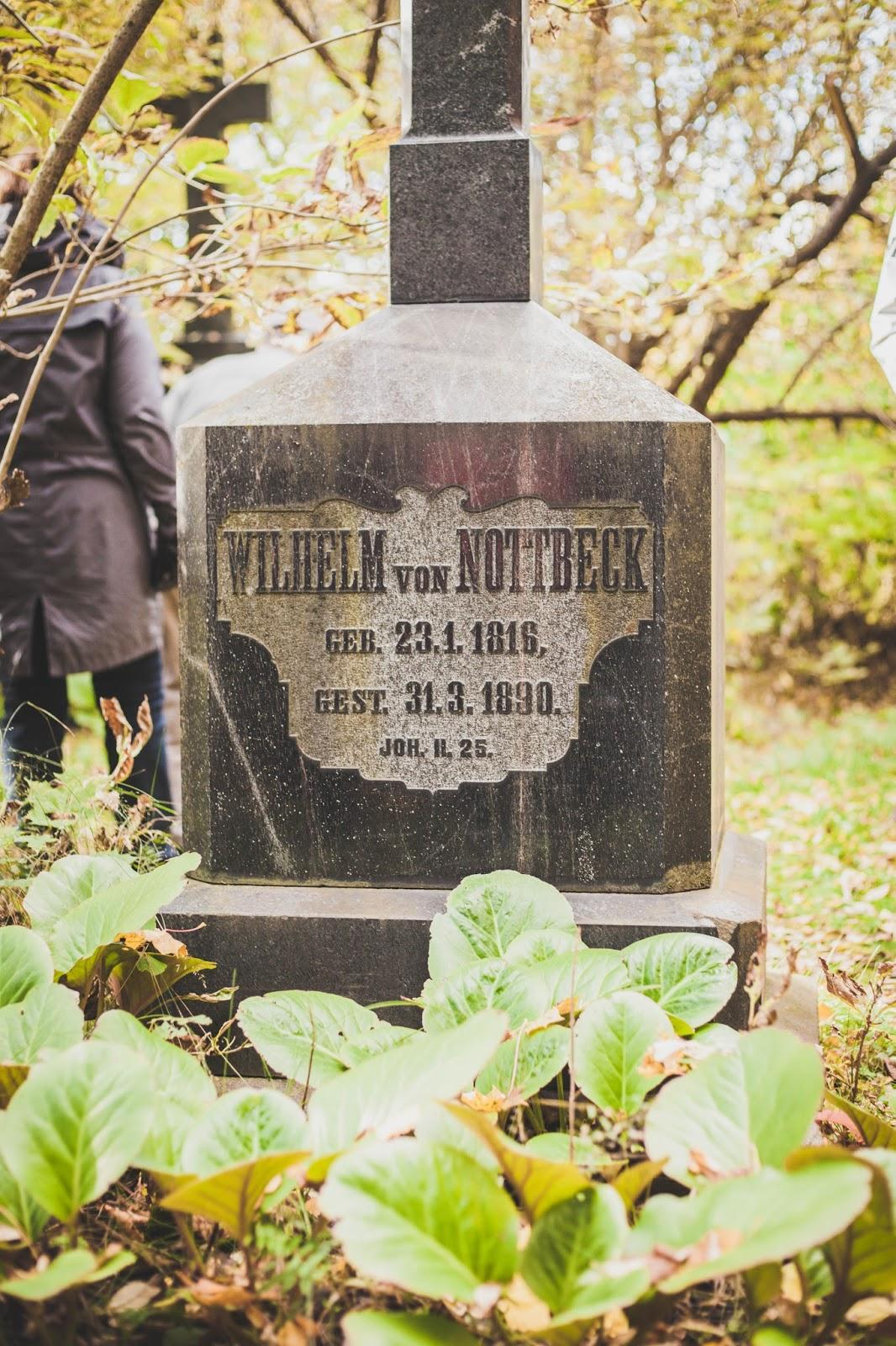 von Nottbeck hautausmaa
