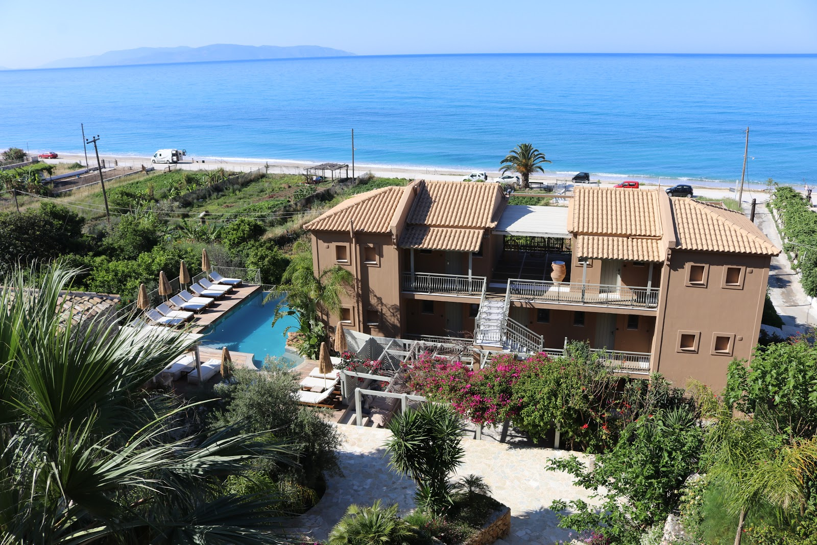 F Zeen Resort, Unique Villas, Kefalonia