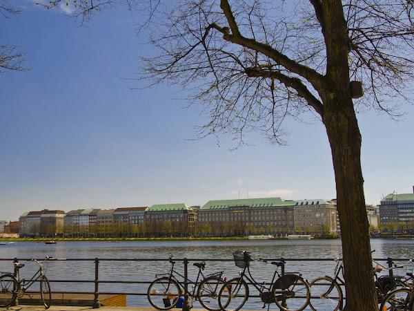 Sehari di Hamburg, Kota Pelabuhan yang Cantik