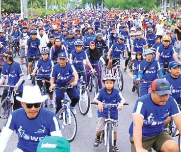 Sepeda, Moda Transportasi Alternatif dan Modal Narsis di Balikpapan