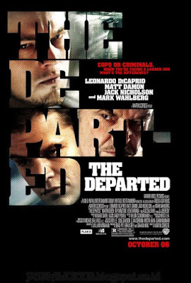Sinopsis film The Departed (2006)