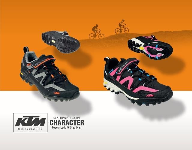Sapatilhas de Ciclismo KTM Bike Industries