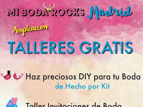 Ampliación Talleres MBRE Madrid