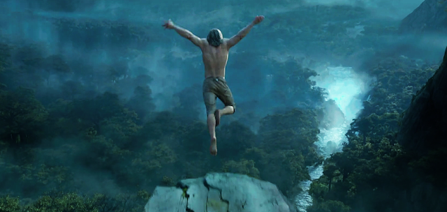 Trailer Nou THE LEGEND OF TARZAN