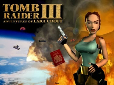 lara croft tomb raider ps1