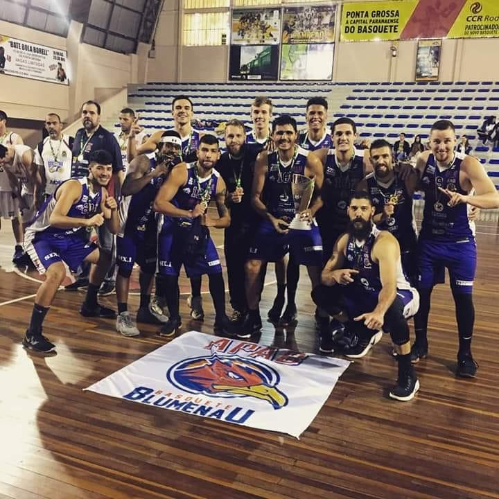8c76a9353 Campeonato Sul-Brasileiro de Clubes Masculinos de Basquete