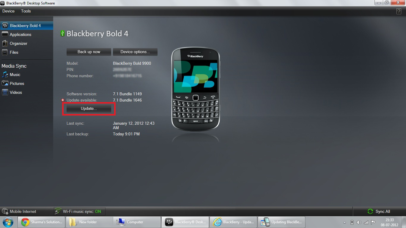 Blackberry Bold 9900 Software Update 7 1 Free Download - softcorp-softoz