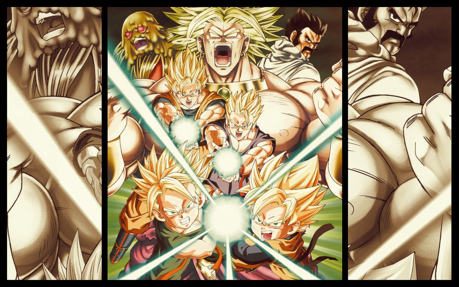 Epic Dbz Wallpapers High Resolution: Wallpapers Anime: Dragon Ball Z