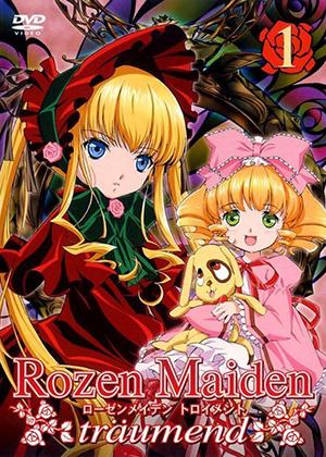 Rozen Maiden: Träumend [12/12] [HD] [MEGA]