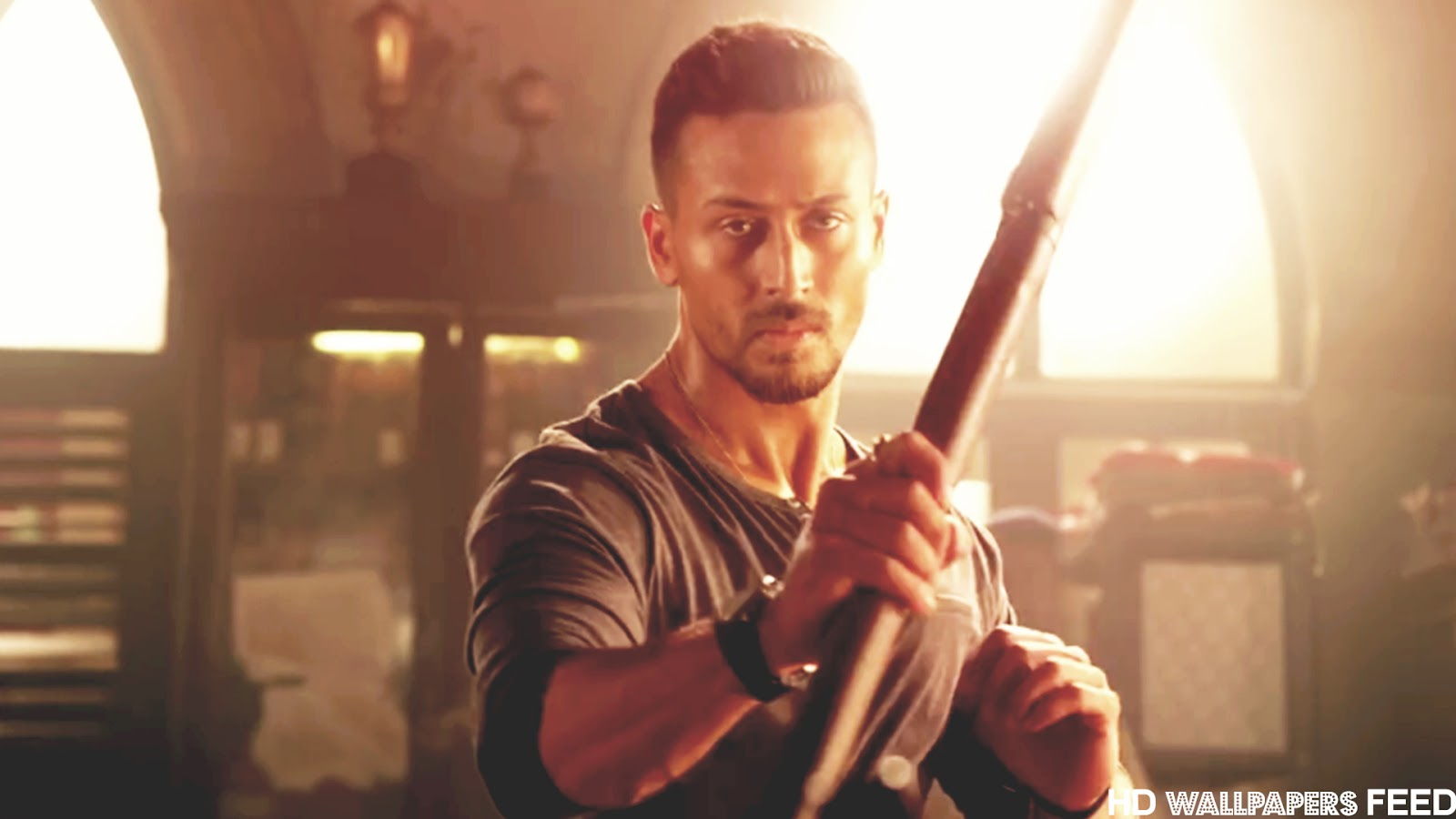 baaghi 2 wallpapers - tiger shroff - disha patani | hd wallpapers feed