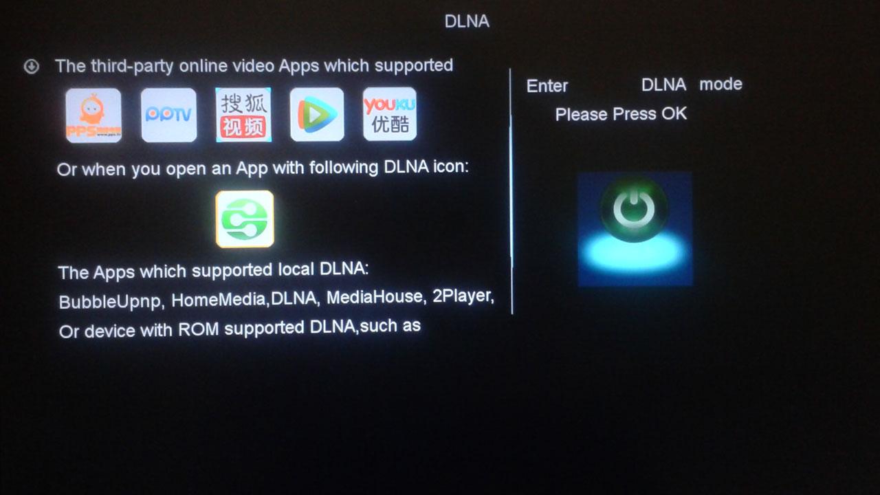 Cara Menggunakan DLNA di Receiver Skybox A1 Plus
