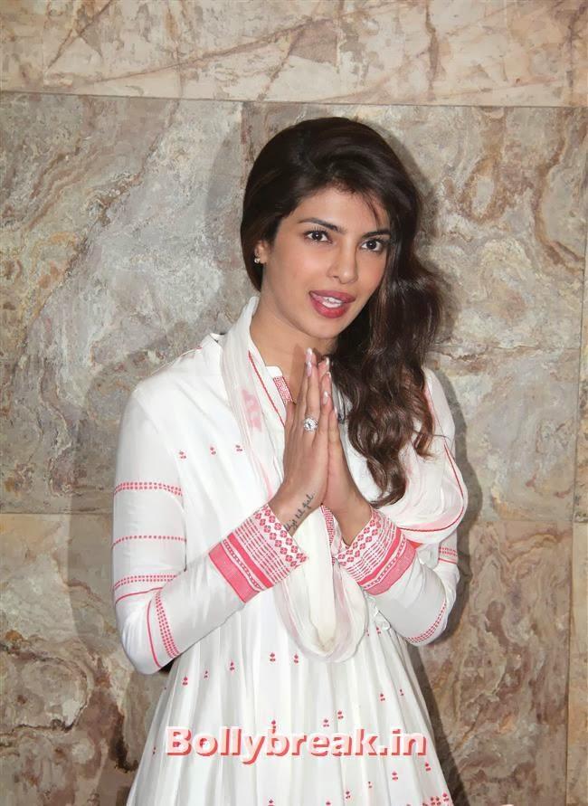 Priyanka Chopra, Ram Leela Premiere Photos
