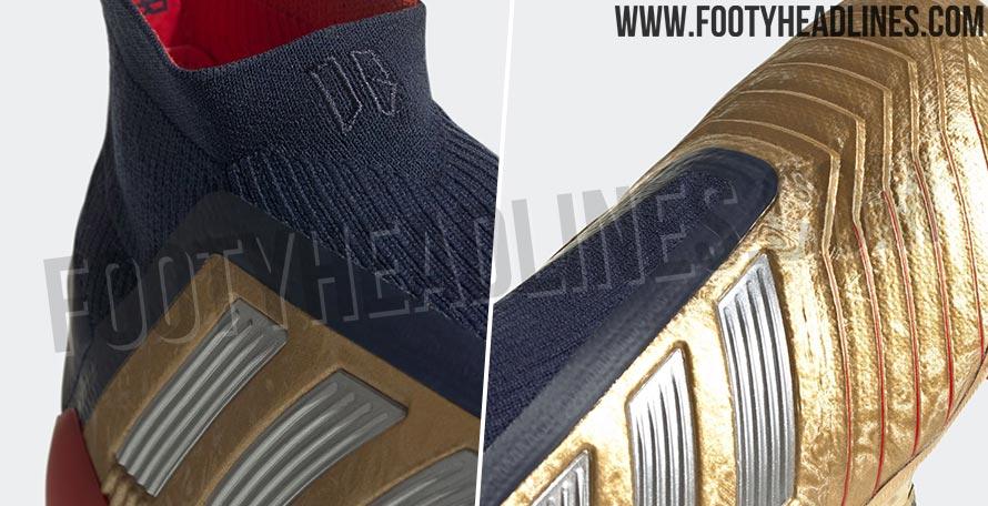 50e7c65eab89 EXCLUSIVE  Adidas Predator 19+  Beckham Zidane  Boots Leaked