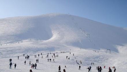 Δράμα: Στα μέσα Δεκεμβρίου ανοίγει τις πύλες του το χιονοδρομικό κέντρο Φαλακρού