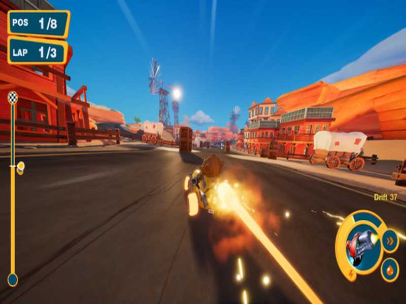 Meow Motors PC Game Free Download