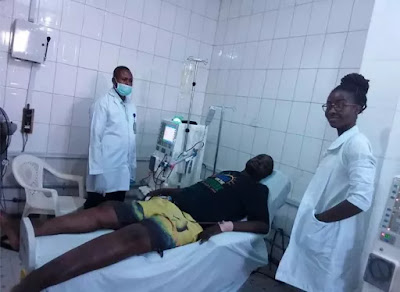 Image result for Paul Praise's Two Kidneys Collapses Needs ₦9Million