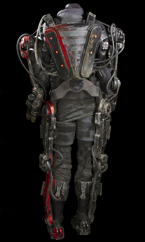 Edge of Tomorrow Rita Vrataski EXO Suit