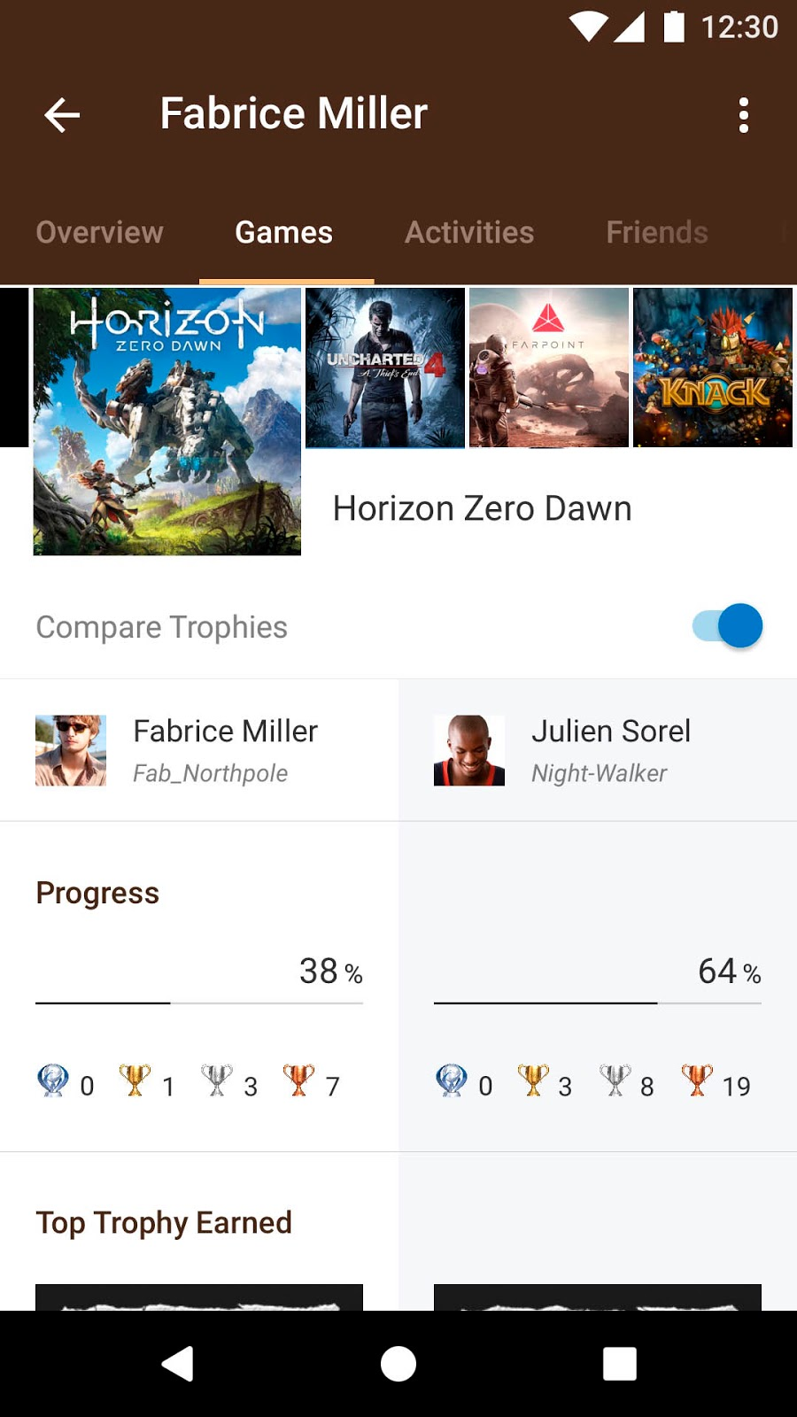PlayStationApp recibe un completo rediseño
