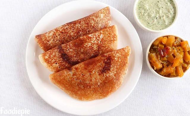 Instant Crispy Rava Dosa Recipe | How To Make Rawa Dosa or Sooji Dosa at Home
