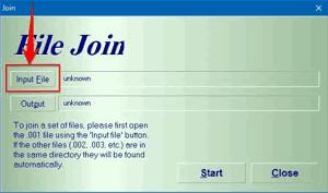 Cara Aman Menggabungkan File Berpart - Part Pada VDI dan VHD