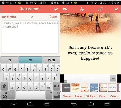 Apps to Create Your Own Picture Quotes for Instagram