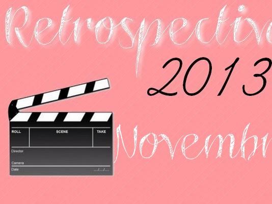 Retrospectiva 2013 - Mês de Novembro
