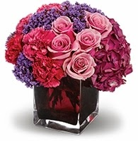 Valentines day 2015 Flowers for her - Girlfriend - Wife