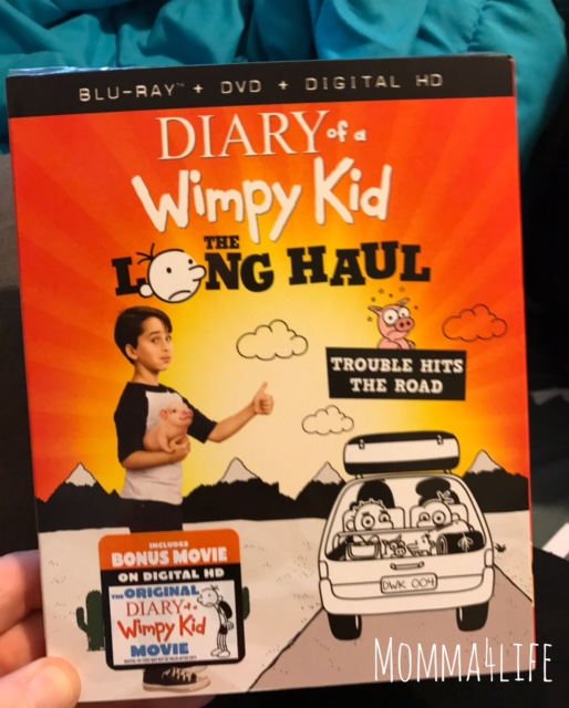 Diary Wimpy Actor 2017: Momma4Life: Diary Of A Wimpy Kid The Long-haul Review