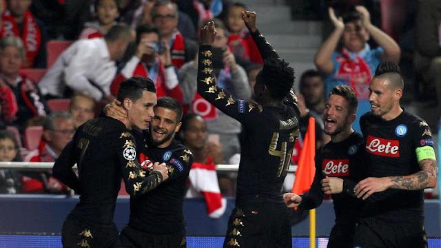 Napoli Juara Grup, Reina Ingin Bertemu Madrid atau Bayern