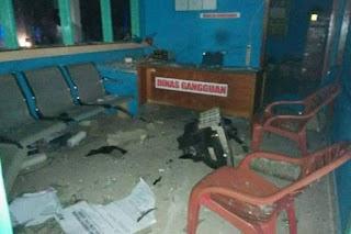 Kantor PLN Dirusak Karena Diduga Matikan Listrik saat Berbuka Puasa