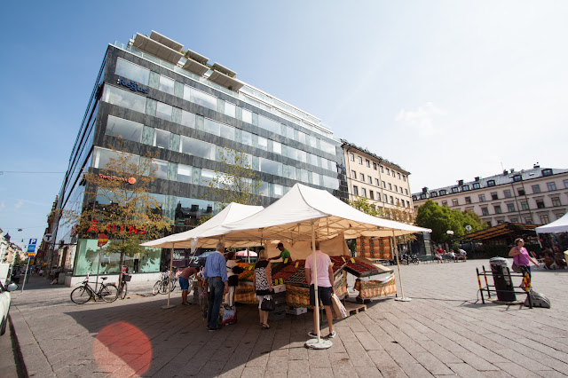 Quartiere di Ostermalm-Stoccolma