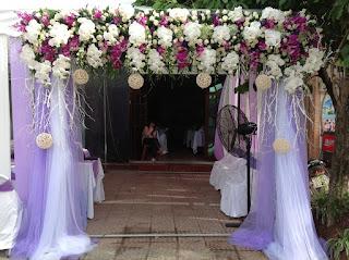 mẫu cổng hoa cưới đẹp nhất 3