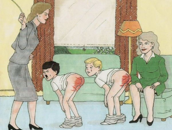 Commit moms spanking their boys