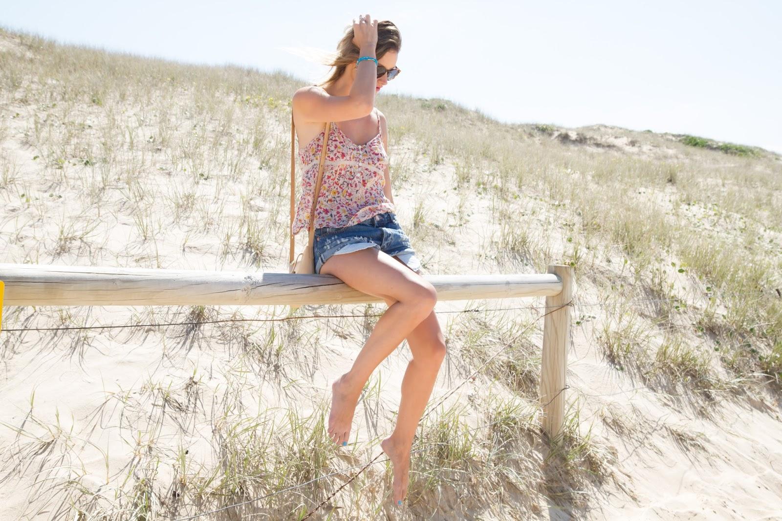 Fashion Blogger and Digital Nomad Alison Hutchinson in Sydney, Australia