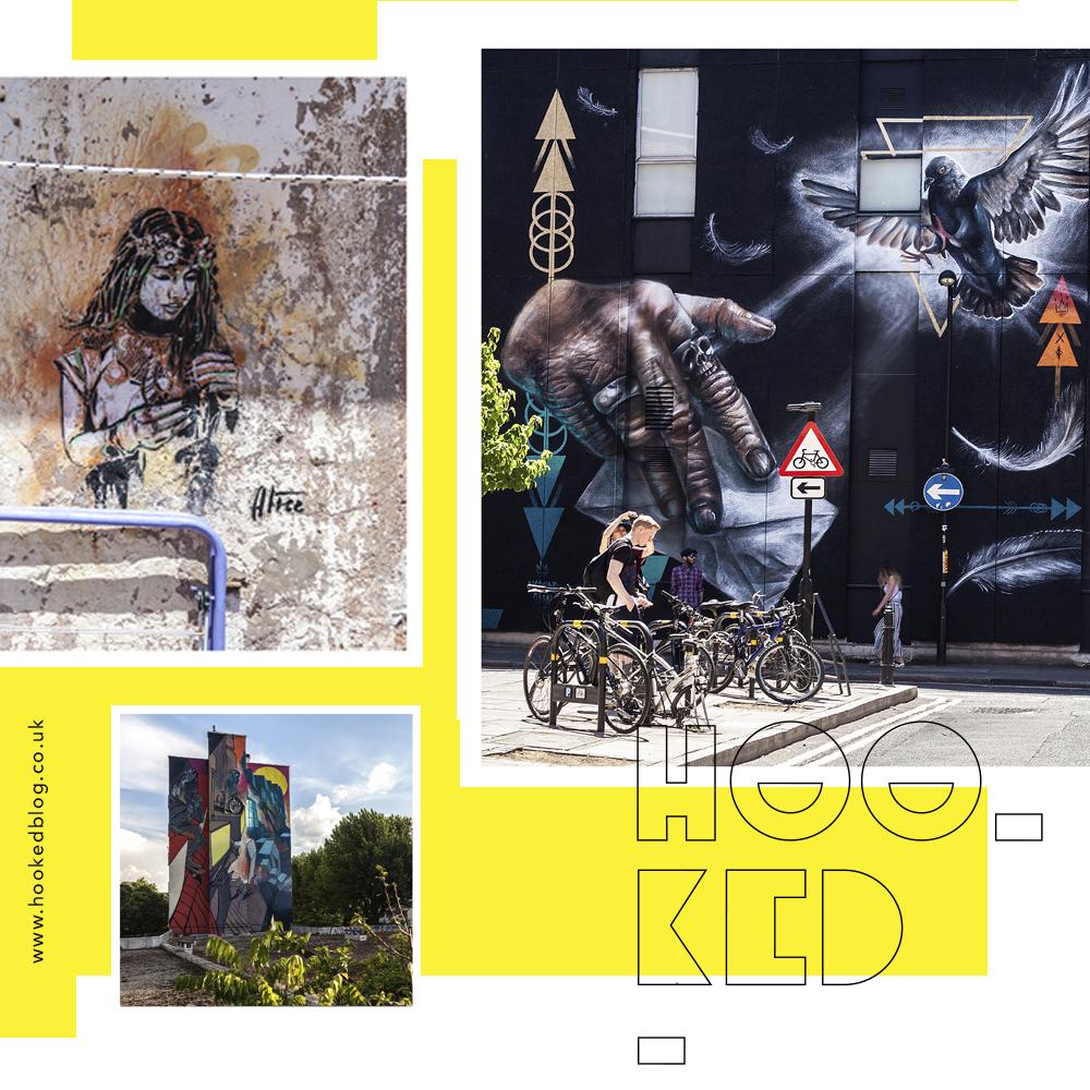Hookedblog street art photo collection