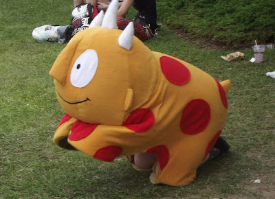 Anime North Cosplay - The Ferocious Beast
