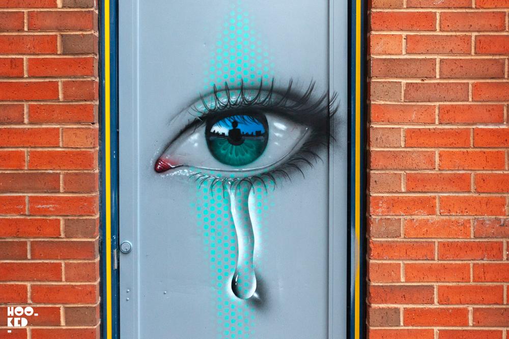 Cheltenham Street Art by Artist My Dog Sighs