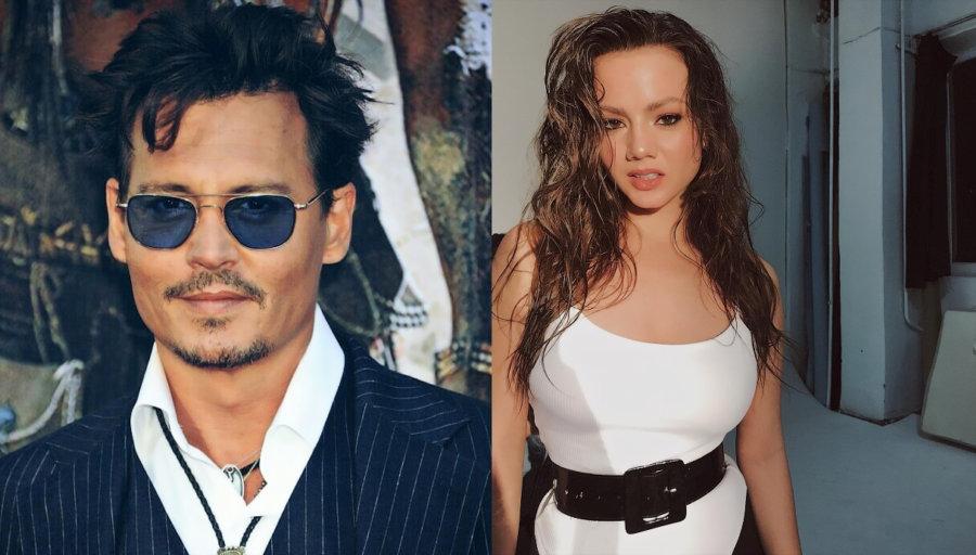 Johnny Depp to marry Russian dancer Polina Glen