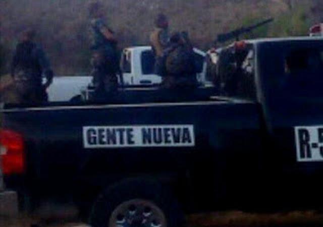 """El ejercito vivo de El Chapo Guzman """"La Gente Nueva"""""""